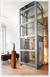 Installation des ascenseurs privatifs